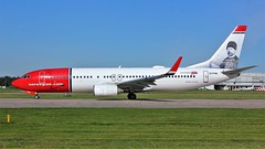 EI-FHN (AnDyMHoLdEn) Tags: norwegian 737 egcc airport manchester manchesterairport 23l