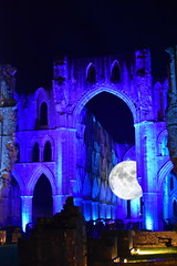 Museum of the Moon from the Cloister (CoasterMadMatt) Tags: rievaulxabbey2019 rievaulxabbey rievaulx abbey ruinedabbey ruinedmonastery monastery cistercianmonastery cistercian yorkshireattractions attractionsinyorkshire illuminatingrievaulx2019 illuminatingrievaulx illuminating specialevent museumofthemoon museum moon art artworks lukejerram abbeychurch church cloister ruinedcistercianmonastery abbeyruins ruinedabbeysinengland englishruinedabbeys building structure architecture history englishhistory englishheritage northyorkshire yorkshire yorks england britain greatbritain gb unitedkingdom uk europe september2019 autumn2019 september autumn 2019 coastermadmattphotography coastermadmatt photos photographs photography nikond3500