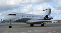 Global | D-ATOM | AMS | 20140813 (Wally.H) Tags: bombardier global express bd700 xrs datom ams eham amsterdam schiphol airport