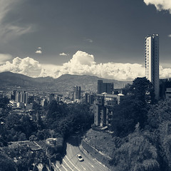 The Medellin valley
