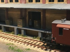 (dmq images) Tags: mtd edegem belgie belgium valkenveld modelleisenbahn model railway railroad scale schaal modelspoor h0 187 layout inglenook