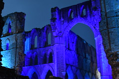 From the Cloister to the Church (CoasterMadMatt) Tags: rievaulxabbey2019 rievaulxabbey rievaulx abbey ruinedabbey ruinedmonastery monastery cistercianmonastery cistercian yorkshireattractions attractionsinyorkshire illuminatingrievaulx2019 illuminatingrievaulx illuminating specialevent abbeychurch church cloister ruinedcistercianmonastery abbeyruins ruinedabbeysinengland englishruinedabbeys building structure architecture history englishhistory englishheritage northyorkshire yorkshire yorks england britain greatbritain gb unitedkingdom uk europe september2019 autumn2019 september autumn 2019 coastermadmattphotography coastermadmatt photos photographs photography nikond3500
