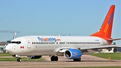 C-GFEH (AnDyMHoLdEn) Tags: sunwing 737 egcc airport manchester manchesterairport 23l