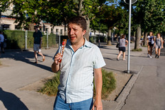 Calippo el sabor del verano (¡Carlitos) Tags: europe switzerland carlos zurich europa hombre man schweiz suisse suiza svizzera zürich cantonofzürich
