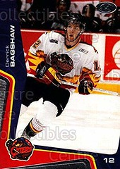 #12 Derrick BAGSHAW in action (kirusgamewornjerseys) Tags: ohl game worn jersey junior ice hockey usa erie otters derrick bagshaw