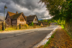 Wye Cottage (shadowed eyes) Tags: wye wyevalley riverwye anghidi riveranghidi tintern monmouthshire wales d7100 hdr 5xp