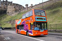 32728 MXZ7652 First Scotland East (busmanscotland) Tags: 32728 v528esc r300wcm mxz7652 first scotland east v528 esc r300 wcm mxz 7652 dennis trident plaxton president lothian buses bright bus tours edinburgh castle 19904 west coast motors craig campbeltown