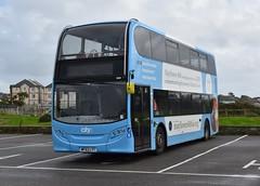 Plymouth Citybus 509 (thesouthwestbusguys) Tags: 509 wf63lyt mayflower plymouthcitybus citybus bude cornwall busenthusiast ukbuses bus uktransport plymouth