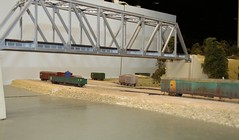 Murray River Bridge (Runabout63) Tags: murray river murraybridge adelaide model railway