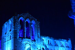 Ruined Abbeys of England: Rievaulx (CoasterMadMatt) Tags: rievaulxabbey2019 rievaulxabbey rievaulx abbey ruinedabbey ruinedmonastery monastery cistercianmonastery cistercian yorkshireattractions attractionsinyorkshire illuminatingrievaulx2019 illuminatingrievaulx illuminating specialevent abbeychurch church ruinedcistercianmonastery abbeyruins ruinedabbeysinengland englishruinedabbeys building structure architecture history englishhistory englishheritage northyorkshire yorkshire yorks england britain greatbritain gb unitedkingdom uk europe september2019 autumn2019 september autumn 2019 coastermadmattphotography coastermadmatt photos photographs photography nikond3500
