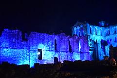 The Infirmary and Abbey Church (CoasterMadMatt) Tags: rievaulxabbey2019 rievaulxabbey rievaulx abbey ruinedabbey ruinedmonastery monastery cistercianmonastery cistercian yorkshireattractions attractionsinyorkshire illuminatingrievaulx2019 illuminatingrievaulx illuminating specialevent abbeychurch church infirmary ruinedcistercianmonastery abbeyruins ruinedabbeysinengland englishruinedabbeys building structure architecture history englishhistory englishheritage northyorkshire yorkshire yorks england britain greatbritain gb unitedkingdom uk europe september2019 autumn2019 september autumn 2019 coastermadmattphotography coastermadmatt photos photographs photography nikond3500
