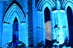 The Moon within the Church of Rievaulx (CoasterMadMatt) Tags: rievaulxabbey2019 rievaulxabbey rievaulx abbey ruinedabbey ruinedmonastery monastery cistercianmonastery cistercian yorkshireattractions attractionsinyorkshire illuminatingrievaulx2019 illuminatingrievaulx illuminating specialevent museumofthemoon museum moon art artworks lukejerram abbeychurch church ruinedcistercianmonastery abbeyruins ruinedabbeysinengland englishruinedabbeys building structure architecture history englishhistory englishheritage northyorkshire yorkshire yorks england britain greatbritain gb unitedkingdom uk europe september2019 autumn2019 september autumn 2019 coastermadmattphotography coastermadmatt photos photographs photography nikond3500