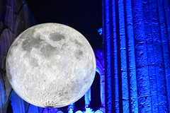 Luke Jerram's Museum of the Moon (CoasterMadMatt) Tags: rievaulxabbey2019 rievaulxabbey rievaulx abbey ruinedabbey ruinedmonastery monastery cistercianmonastery cistercian yorkshireattractions attractionsinyorkshire illuminatingrievaulx2019 illuminatingrievaulx illuminating specialevent museumofthemoon museum moon art artworks lukejerram abbeychurch church ruinedcistercianmonastery abbeyruins ruinedabbeysinengland englishruinedabbeys building structure architecture history englishhistory englishheritage northyorkshire yorkshire yorks england britain greatbritain gb unitedkingdom uk europe september2019 autumn2019 september autumn 2019 coastermadmattphotography coastermadmatt photos photographs photography nikond3500