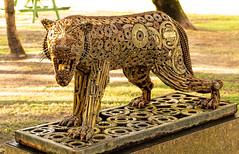 Jaguar (Arimm) Tags: arimm jaguar onça panthera onca sculpture