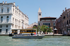 Venice, Italy (wildhareuk) Tags: canon canoneos500d church grandcanal italy tamron18270mm venice venice2019 water boat building busstop tamron watertaxi img9908dxo