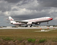 TAP                                      Airbus A330                             CS-TOV (Flame1958) Tags: tapairportugal airportugal tapretrojet airportugalretrojet retrojet retro cstov airbusa330 a330 airbus tapa330 mia kima miamiairport flap2019 150219 0219 2019 8813