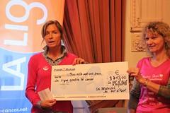 Remise chèque Marche Rose (25)