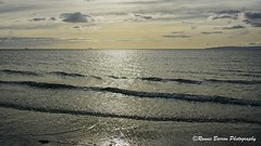 Photo of sliver sea