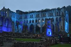 Rievaulx Abbey, Yorkshire, UK (CoasterMadMatt) Tags: rievaulxabbey2019 rievaulxabbey rievaulx abbey ruinedabbey ruinedmonastery monastery cistercianmonastery cistercian yorkshireattractions attractionsinyorkshire illuminatingrievaulx2019 illuminatingrievaulx illuminating specialevent museumofthemoon museum moon art artworks lukejerram abbeychurch church ruinedcistercianmonastery abbeyruins ruinedabbeysinengland englishruinedabbeys building structure architecture history englishhistory englishheritage northyorkshire yorkshire yorks england britain greatbritain gb unitedkingdom uk europe september2019 autumn2019 september autumn 2019 coastermadmattphotography coastermadmatt photos photographs photography nikond3500