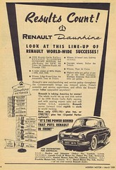 Renault Dauphine 1959 (Runabout63) Tags: renault dauphine