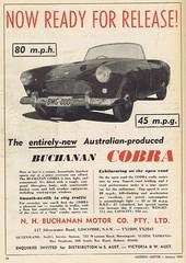 Buchanan Cobra 1959 (Runabout63) Tags: buchanan cobra