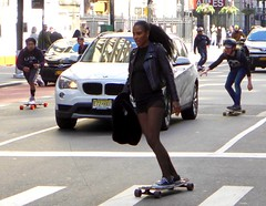 Broadway Bomb 2019 (pburka) Tags: nyc manhattan skating skateboard skater fulton fidi street people wheels broadwaybomb broadwaybombnyc broadwaybomb19 broadwaybomb2019 action