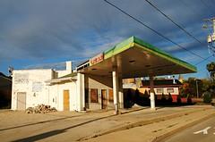 Closed Gas Depot - Woodstock, Illinois (Cragin Spring) Tags: illinois il midwest unitedstates usa unitedstatesofamerica gasstation closed abandoned mchenrycounty woodstock woodstockillinois woodstockil gasdepot