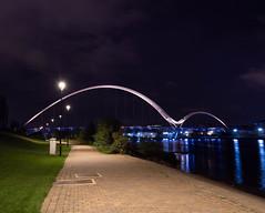 Infinity bridge Duram (Jon Teal Photography) Tags: f4annualtripeastcoast2019 infinity bridge duram infinitybridge durham northumberland