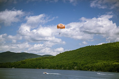 Lake George New York Clouds 15 (Largeguy1) Tags: approved landscape water blue sky caouds action canon 5d mark iii
