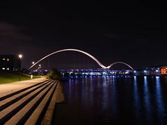 Infinity Bridge (Jon Teal Photography) Tags: f4annualtripeastcoast2019 infinity bridge duram infinitybridge durham northumberland