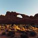 Arches (rpantaleo) Tags: moab utah unitedstatesofamerica archesnationalpark skylinearch rocks
