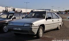 Citroën BX 19 TRS 1989 (Wouter Bregman) Tags: 103dph95 citroën bx 19 trs 1989 citroënbx gris perlé automédon 2019 le bourget lebourget îledefrance 93 france frankrijk carshow meeting youngtimer old classic french car auto automobile voiture ancienne française vehicle outdoor