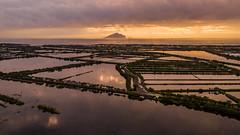龜山島日出 (一 B_A_C 一) Tags: 宜蘭 aerialphoto aerial taiwan dji mavic mavicair台灣 外拍 旅拍 travel drone 空拍 日出 sunrise