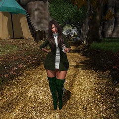 A (Persy(Paradise Bernitz)) Tags: xxxtasi {limerence} phedora autumn backdropcove animals beautykartel junkfood