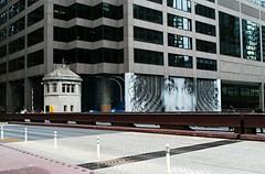 Both eyes on Adams Street, Chicago (Cragin Spring) Tags: illinois il midwest unitedstates usa unitedstatesofamerica city urban chicago chicagoil chicagoillinois downtown downtownchicago bridge building eyes looking adams