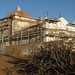Eingerüstetes, renovations-bedürftiges, sakrales Gemäuer bei Vila do Bispo, Algarve (72) (Chironius) Tags: portugal algarve viladobispo explored