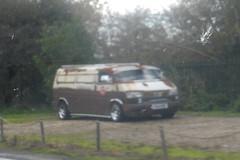 Lowline VW T4 (andreboeni) Tags: lowline vw volkswagen t4 transporter custom rat ratlook van