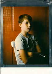 E (Polaroid 8x10) (mmartinsson) Tags: 300mm portrait softbox color intrepidcamera sl60w instantfilm schneiderkreuznach film red analoguephotography godox scan epsonperfectionv700 polaroid 2019 8x10 polaroidoriginals