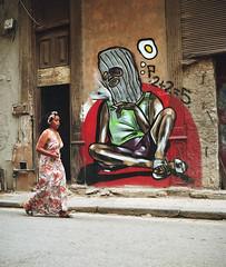 Streets of Havana - Cuba (IV2K) Tags: havana habana lahabana cuba cuban kuba cubano kodak kodakektar ektar ektar100 mediumformat ishootfilm istillshootfilm film filmphotography mamiya mamiya7 mamiya7ii street streetphotography