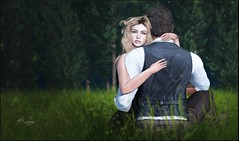 You Got Me, Girl (Broderick Logan) Tags: secondlife sl second life 2nd 2ndlife avi avatar digital art picture romance couple brodericklogan broderick logan enaroane ena roane romantic love candid husband wife couples portrait ardent poses ardentposes field night