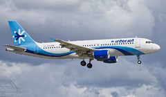 Interjet | Airbus | A320-214 | XA-RBA | S/N:3044 (Winglet Photography) Tags: plane airplane aircraft airline airlines airliner jet jetliner flight flying aviation travel transport transportation spotting planespotting georgewidener georgerwidener stockphoto wingletphotography canon 7d dslr miami florida mia kmia fl 2017 south airport interjet airbus a320214 xarba 3044 4o aij