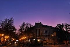 #Sunset in #Skopje #Macedonia (petartrajkov) Tags: sunset skopje macedonia