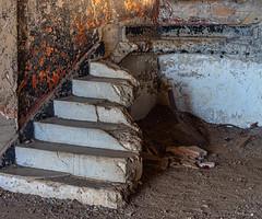 Steps to Nowhere (channel locks) Tags: angelisland 2019angel california olympusomdem1mkll