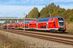 DB Regio, 445 067-5 (Thomas Naas Photography) Tags: deutschland germany eisenbahn railways zug züge train lokomotiven lokomotives fahrzeuge outdoor hebertshausen bombardier twindexx vario db regio