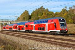 DB Regio, 445 084-0 (Thomas Naas Photography) Tags: deutschland germany eisenbahn railways zug züge train lokomotiven lokomotives fahrzeuge outdoor hebertshausen bombardier twindexx vario db regio