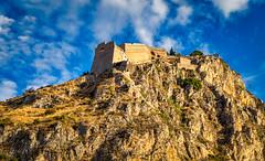 Nafplio, Greece. Palamidi Castle. (pixval1) Tags: nafplio nauplia greece grecia castle castello palamidi rocca hill collina 999 steps scalini canon eos 6d 24105