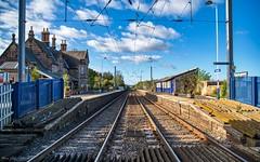 Chathill Railway Station (AreKev) Tags: chathilljunction levelcrossing chathillrailwaystation railwaystation eastcoastmainline ecml chathill northumberland northeast northeastengland england uk aurorahdr2019 hdr aurorahdr nikond850 nikon d850 sigmaartlens sigma24105mmf4dghsmart sigma 24105mm 24105mmf4dghsm