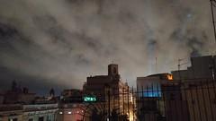Barcelona nocturna. Barcelona at night. (Lucio José Martínez González) Tags: luciojosémartínezgonzález barcelona cataluña catalonia españa spain city ciudad nocturna nightimage clouds nubes noche ngc asbeautifulasyouwant