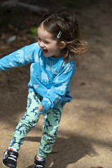 dancing (louisa_catlover) Tags: karwarra karwarraaustraliannativebotanicgarden garden botanicgarden kalorama dandenongs melbourne victoria australia nature outdoor spring portrait child family toddler daughter tabby tabitha