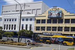 Kent Terrace - Wellington (andrewsurgenor) Tags: trolleybuses trolleybus trolleycoach trolleybuswellington trolebús trolejbusowy trolejbus troleybus trolle wellingtontrolleybuses obus filobus gowellington nzbus